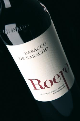 Roero label